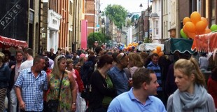 Bermondsey Street Festival 2013