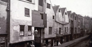 Bermondsey Street mystery solved