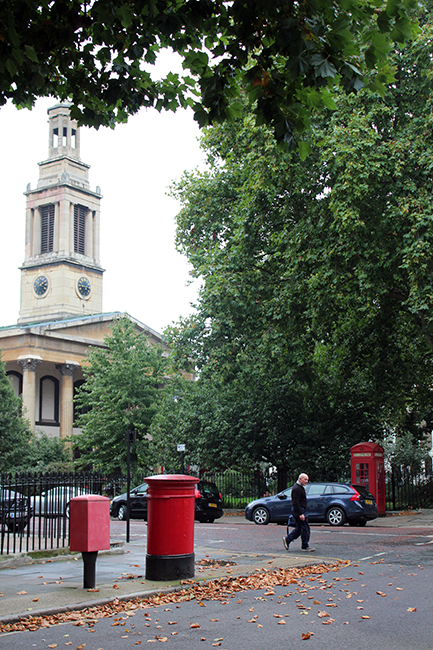 Trinity Church Square