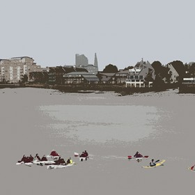 Kayaking at Greenwich