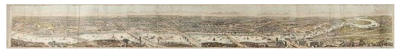 Frederick James Smyth Panorama of London