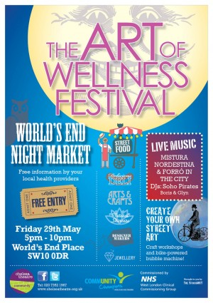 Art of Wellbeing Festival