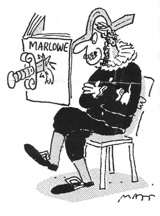 Christopher Marlowe-Matt
