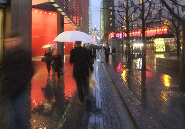 More London More Rain