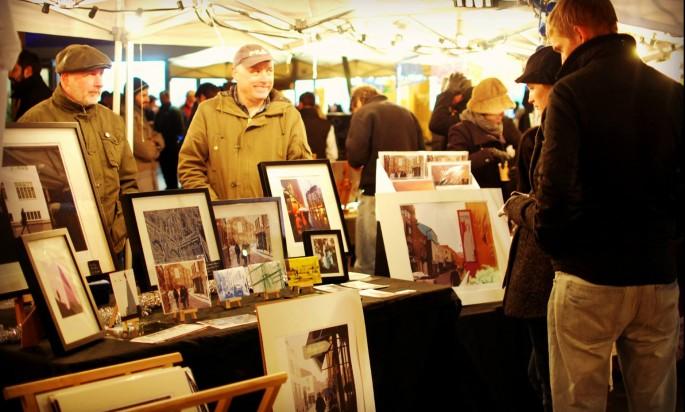 The Art of Wellness Festival, Kings Road, Chelsea