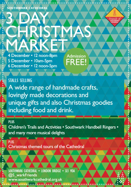 Southwark Cathedral Christmas Market 2015