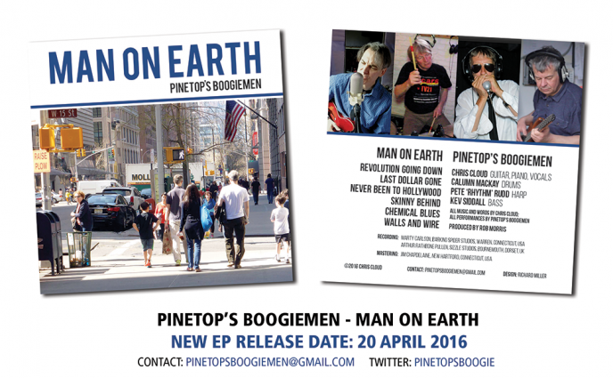 Man On Earth Pinetop's Boogiemen