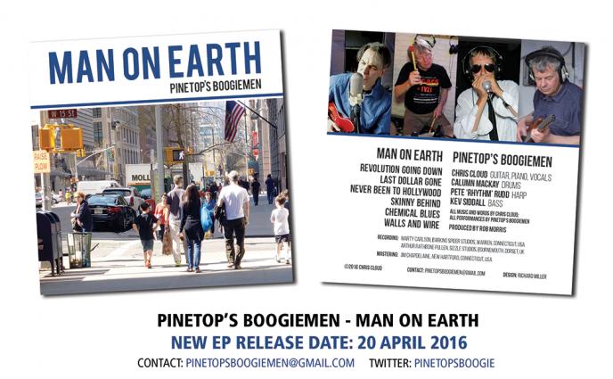 Man On Earth Pinetop's Boogiemen