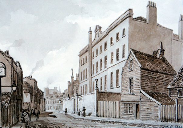 Bermondsey Parish Workhouse
