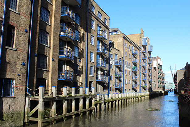St Saviours Dock, Bermondsey, London SE1