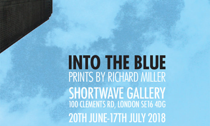 Into the Blue | Shortwave Gallery 20 June-17 July 2018