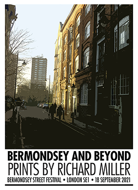 Bermondsey St Festival 2021_poster